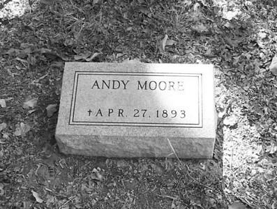 Moore/Smith Headstones